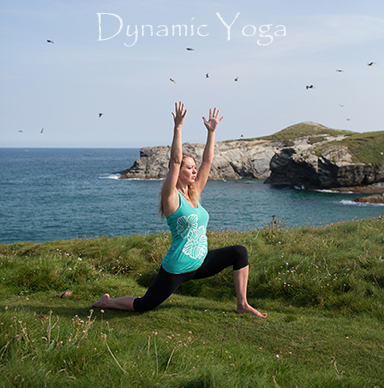 Dynamic Yoga in Newquay