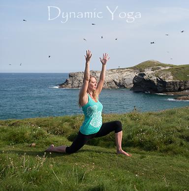 Dynamic Yoga in Newquay